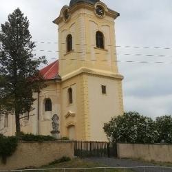 Počaply kostel