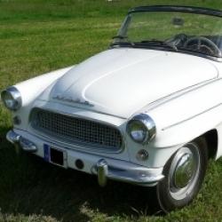 Škoda Felicia, 1962